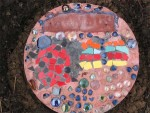 Highlight for album: Feniscowles Parent and child group and Friendship club mosaics. Community REgeneration Fund.